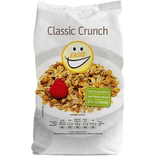"Müsli ""Classic Crunch"" 350g - 50% rabatt"