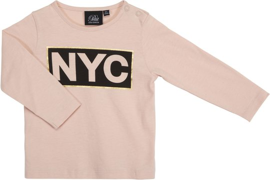 Petit By Sofie Schnoor NYC Genser, Cameo rose 98