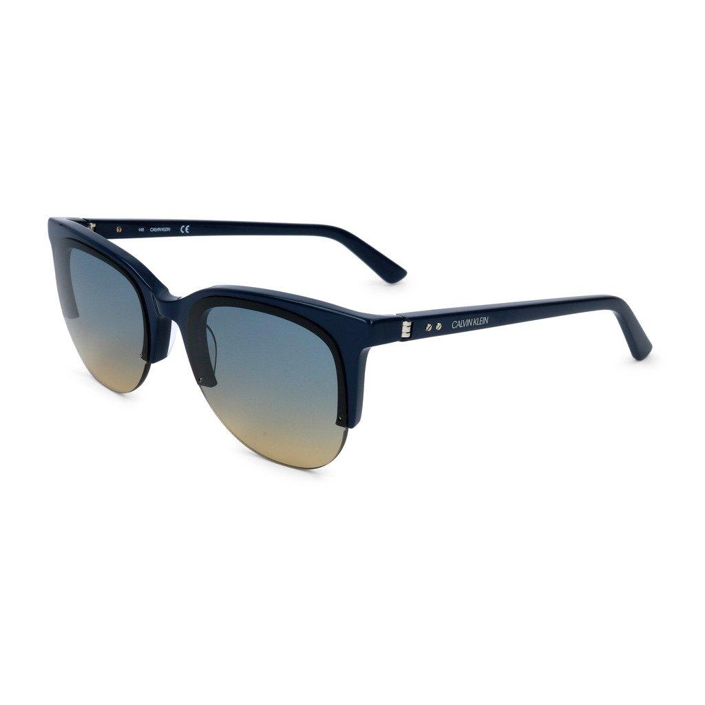 Calvin Klein Unisex Sunglasses Blue CK19522S - blue NOSIZE
