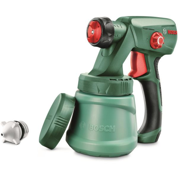 Bosch DIY 1600A008W7 Ruiskupistooli Laitteelle PFS 1000/2000 FIN