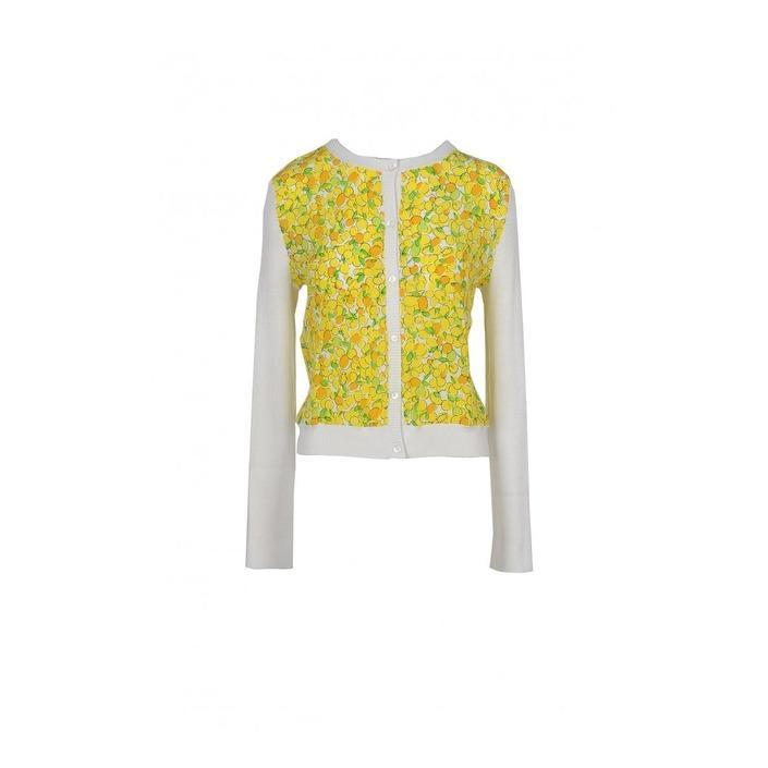 Boutique Moschino Women's Cardigan Multicolor 171821 - multicolor 48