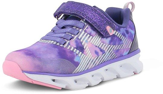 Leaf Noret Blinkende Sneaker, Lilac 30