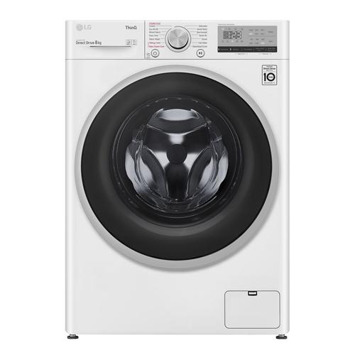 Lg W4wv408s1we Tvättmaskin - Vit