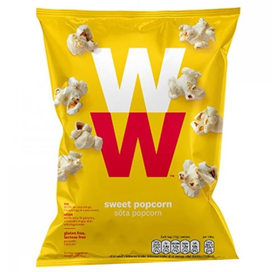 Popcorn - 33% rabatt