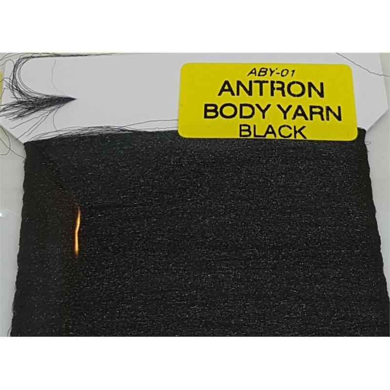 Veniard Antron Body Yarn - Black