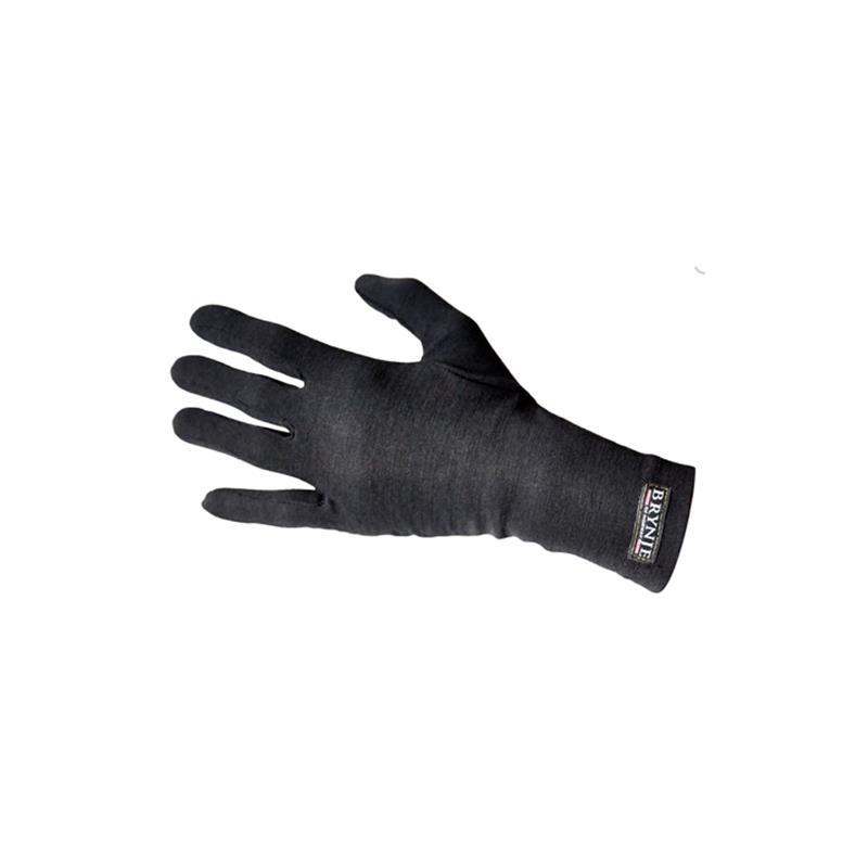 Brynje Classic Gloves, liners M Tynn vante i 80% Merinoull, 20% Polyamid