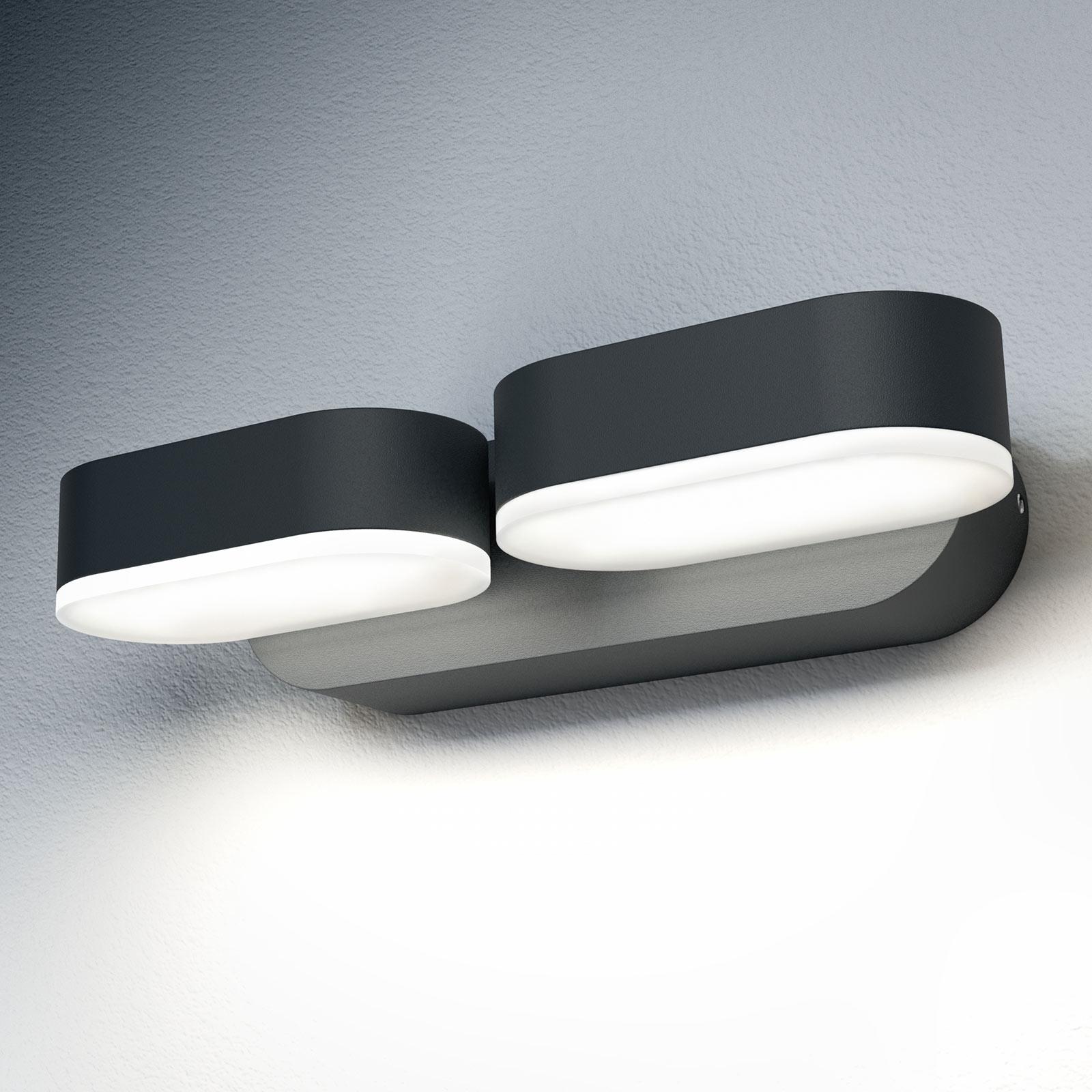 LEDVANCE Endura Style Mini Spot II tummanharmaa