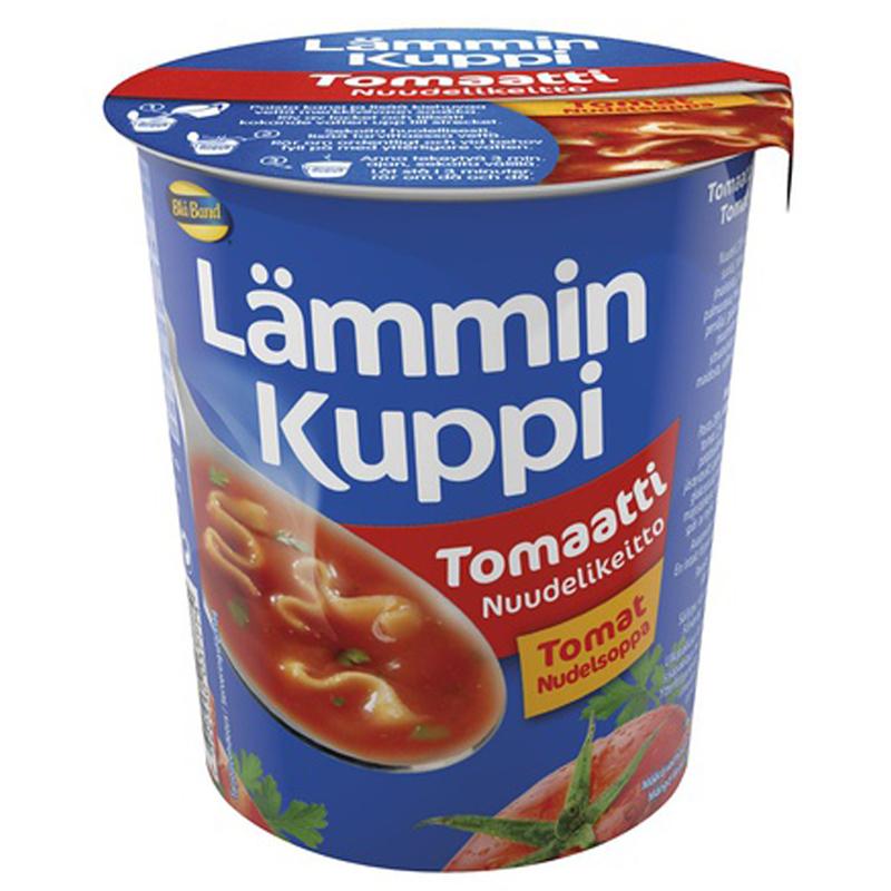 Tomatsoppa Nudlar 43,2g - 64% rabatt