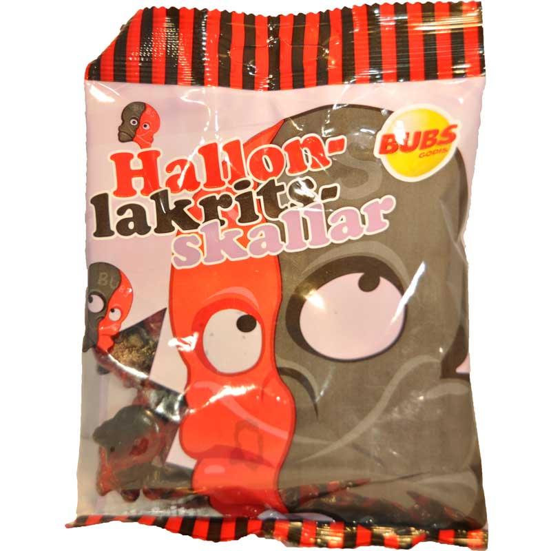 Hallon /Lakritsskallar - 49% rabatt