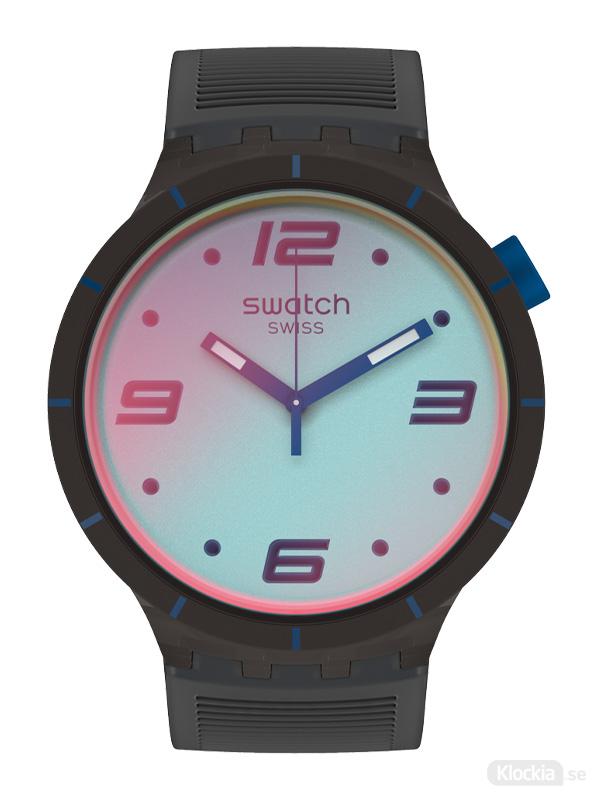 SWATCH Futuristic Grey SO27B121