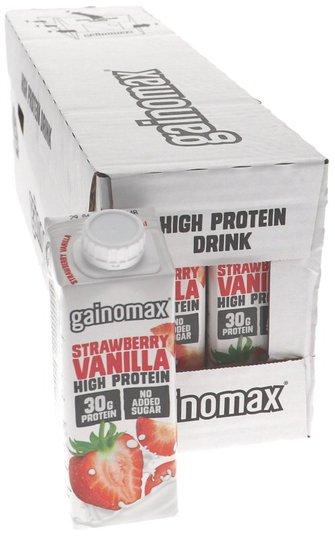 Proteindryck Strawberry & Vanilla 16-pack - 48% rabatt