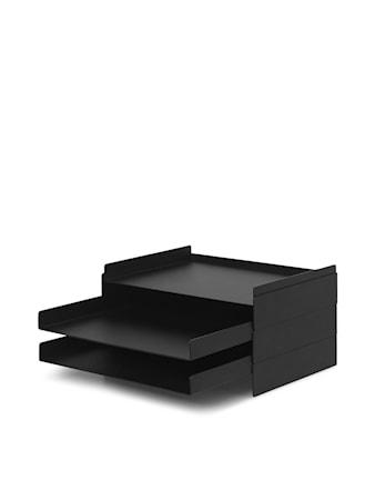 2x2 Organiser - Black