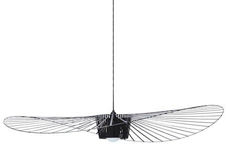 Vertigo taklampe Large - svart