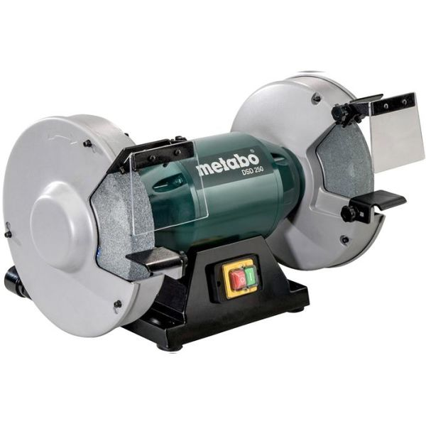 Metabo DSD 250 Benkslipemaskin kompatibel med 250 mm slipeskiver