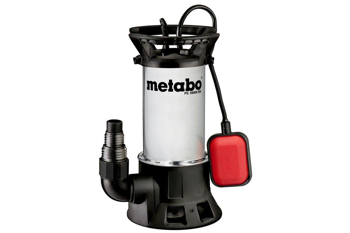 Metabo Nedsenkbar Pumpe PS 18000 SN
