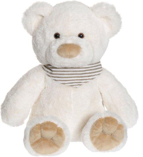 Teddykompaniet Kosedyr Malte, Creme