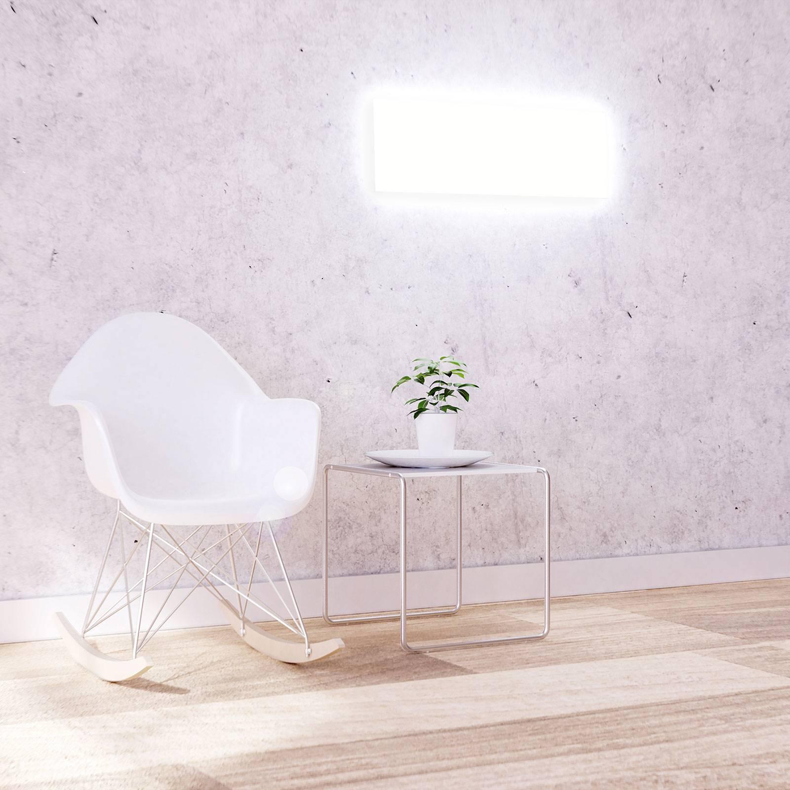 Müller Licht tint-LED-paneeli Aris 60 x 30 cm RGBW
