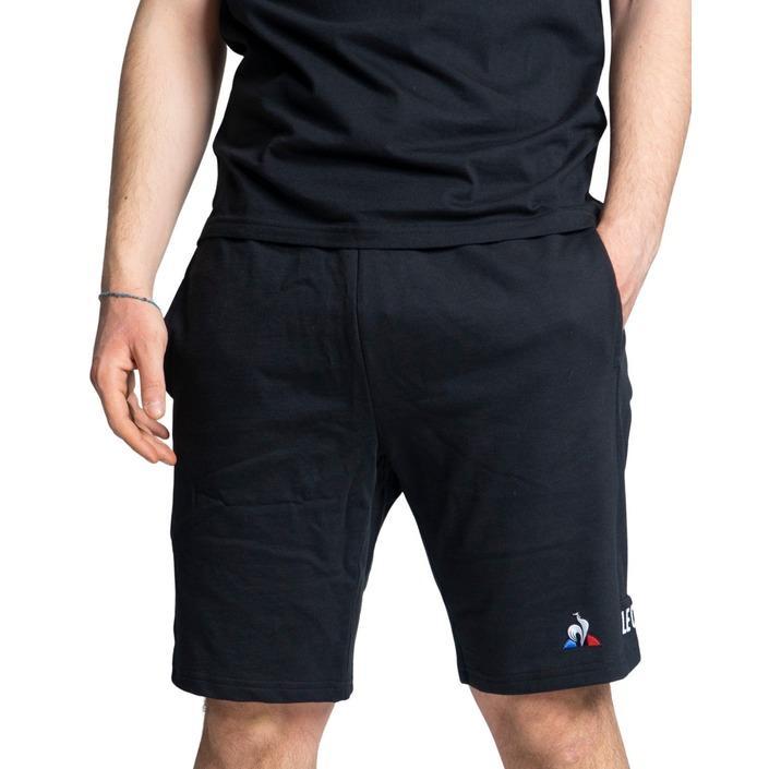 Le Coq Sportif Men's Short Black 242996 - black S
