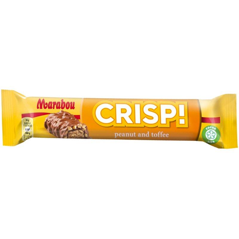 Suklaapatukka Marabou Crisp - 44% alennus