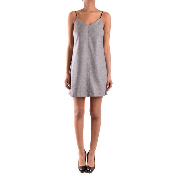 Pinko Women's Dress Grey 160940 - grey 44