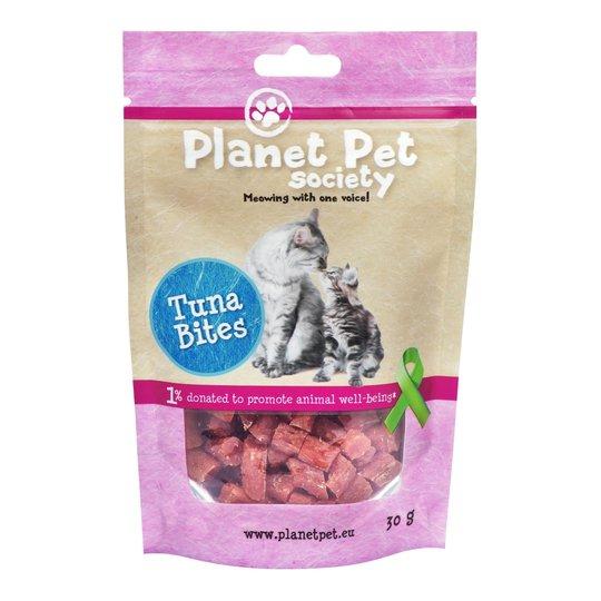 Planet Pet Cat Tuna Bites