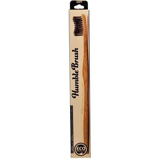 "Tandborste ""Humble Brush"" Svart - 21% rabatt"