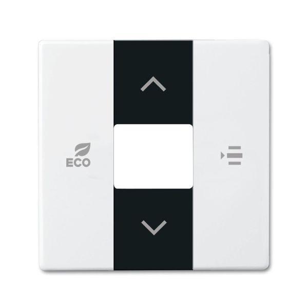 ABB Impressivo 6220-0-0244 Keskiölevy Puhallin valkoinen