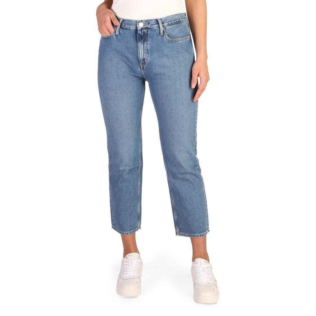 Calvin Klein Women's Jeans Blue J20J205454 - blue 32