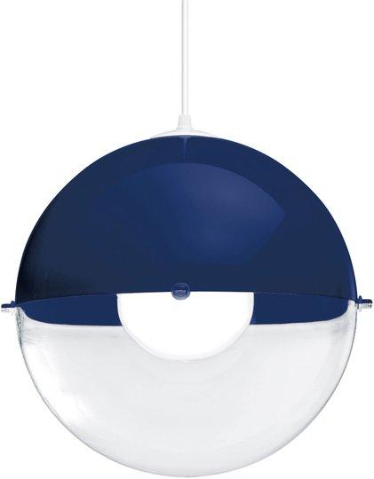 Koziol Taklampe Orion Gjennomsiktig, Blå