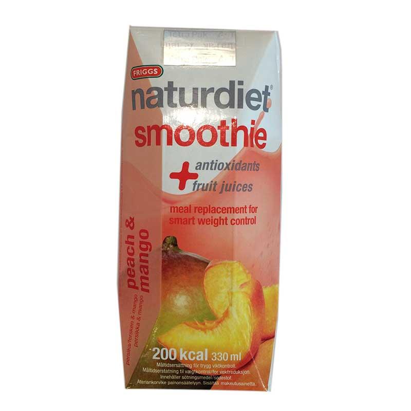 Naturdiet Smoothie Peach & Mango - 58% rabatt