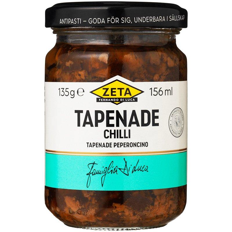 Tapenade Chilli - 31% alennus
