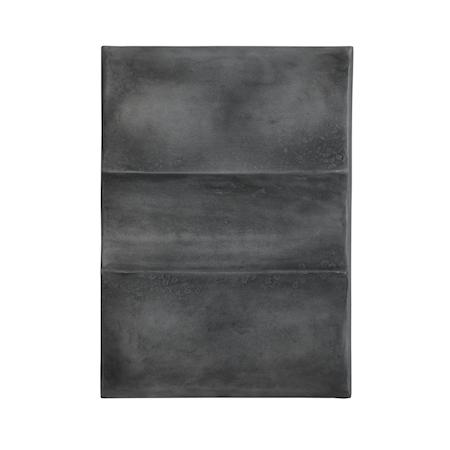 Sculpt Wall Art Wave Mini Dark Grey