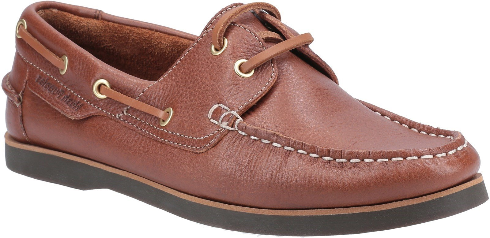 Hush Puppies Women's Hattie Lace Loafer Various Colours 30223 - Tan 5