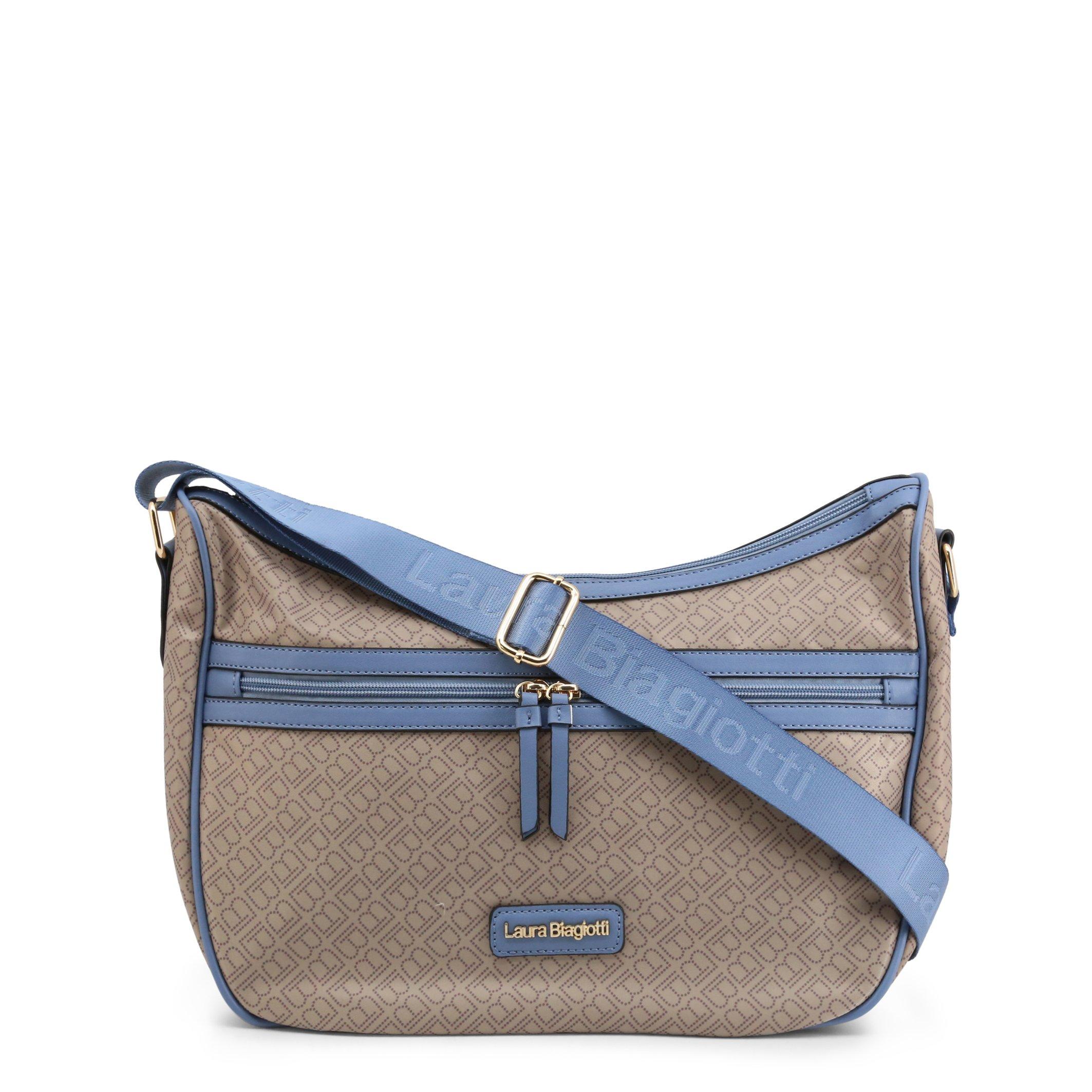 Laura Biagiotti Women's Crossbody Bag Brown Thia-105-11 - brown-2 NOSIZE