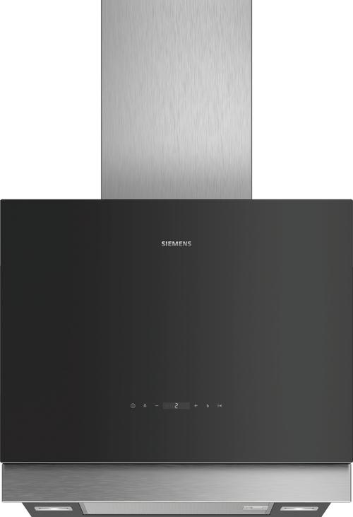 Siemens Lc67fqp60 Iq500 Vägghängd Köksfläkt - Svart