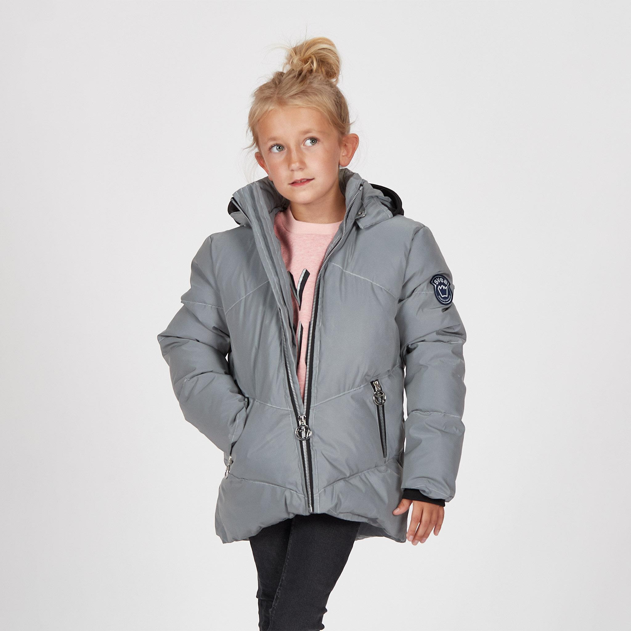 K. Sporty Puffer Jacket