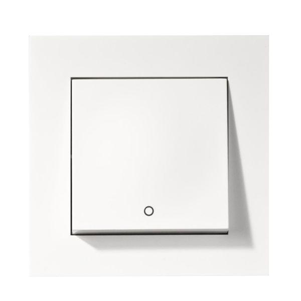 Elko Plus 2-P Skruv Strømstiller hvit, skruetilkobling