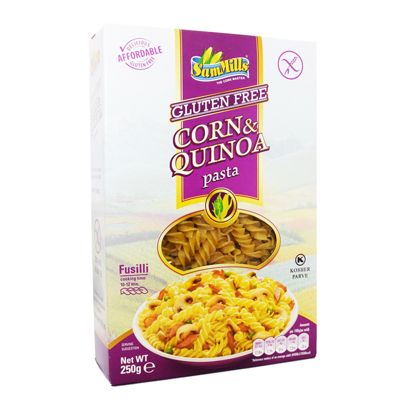 Glutenfri Pasta Fusilli 250g - 34% rabatt