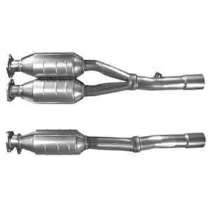 Katalysaattori, AUDI A3, TT, TT Roadster, 8N0254400AX, 8N0254400BX