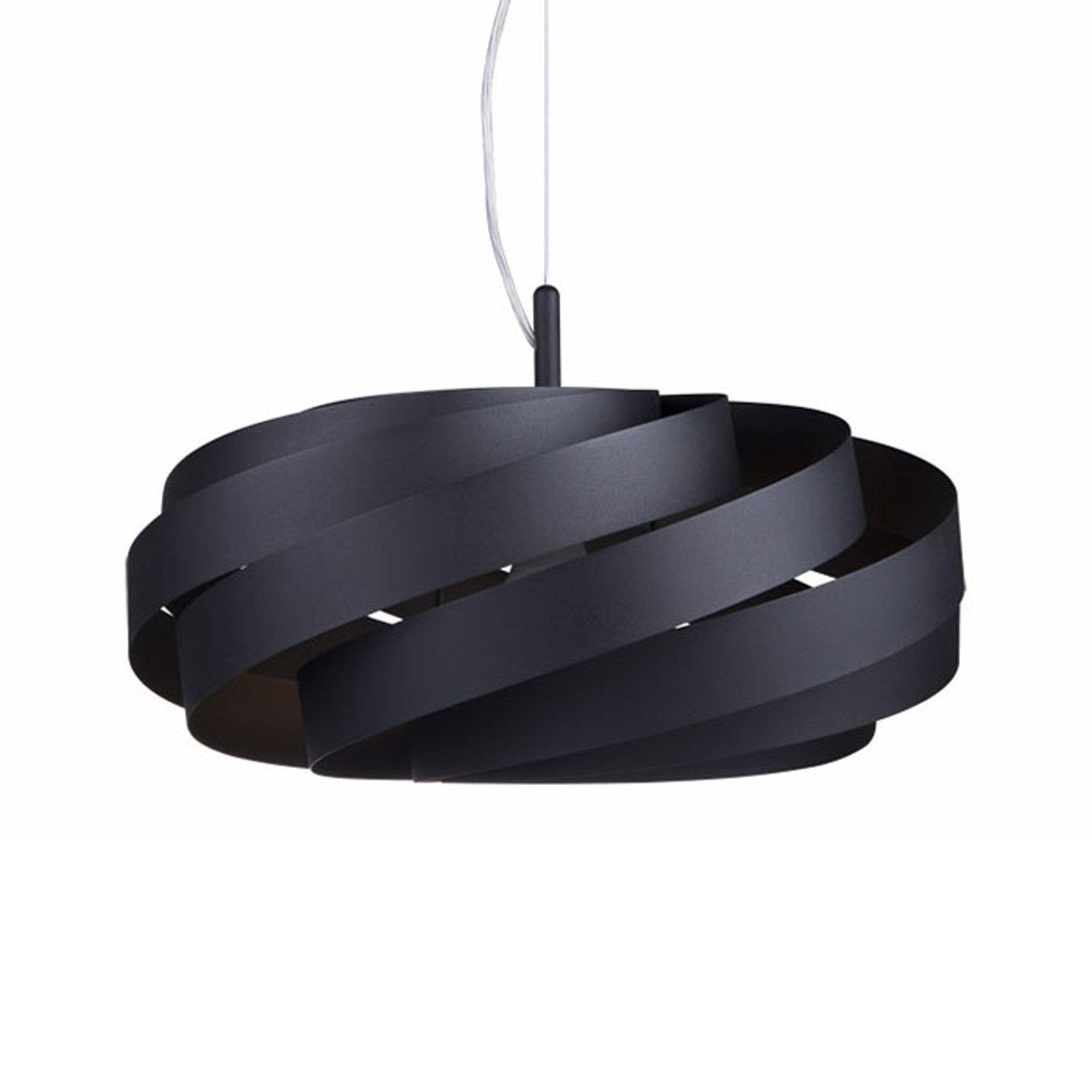 Vento hengelampe svart Ø 40 cm