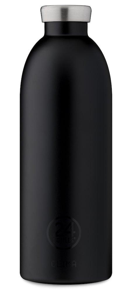 24 Bottles - Clima Bottle 0,85 L - Tuxedo Black (24B431)