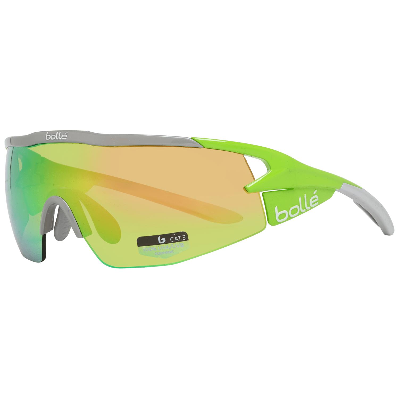 Bolle Unisex Sunglasses Green 12500