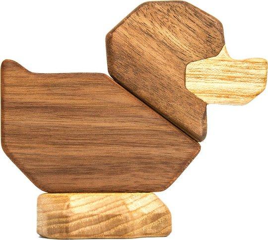 FableWood Duckling Magnetisk Treleke