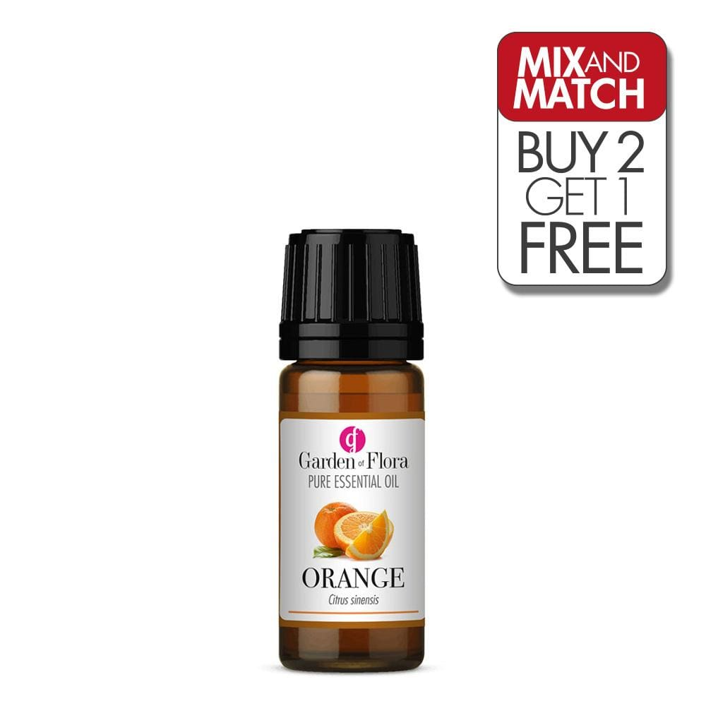 Orange Pure Essential Oil (10ml)