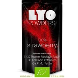 Lyofood Strawberry Powder 50 g