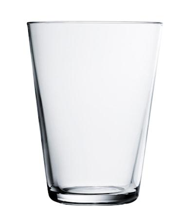 Kartio Glas Klar 40 cl 2-pack