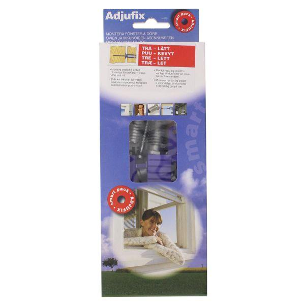 Adjufix 120002 Karmfeste 1-pakning, SMART-PACK Betong/massiv tegl