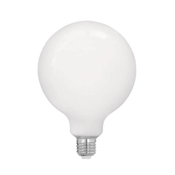 Narva Glob OPAL LED-valo 4 W, 2200 K, himmennettävä valkoinen