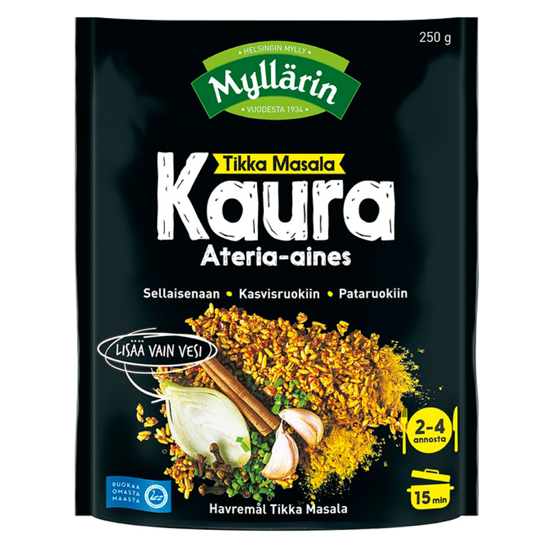 Tikka Masala Kaura Ateria-Aines - 21% alennus