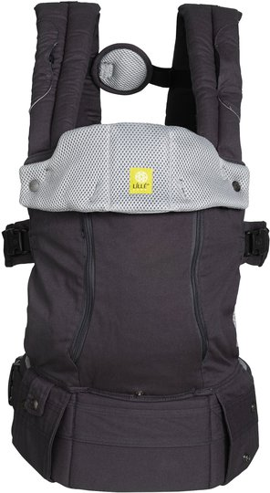Lillebaby Complete All Seasons Bæresele, Charcoal/Silver